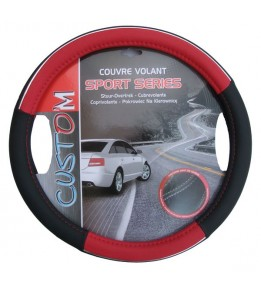 Couvre-volant SPA ROUGE