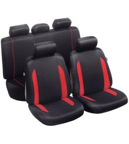 Housses de siège auto noire...