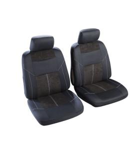 Housses sièges avant Noir...