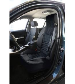 Couvre siège auto noir grand confort