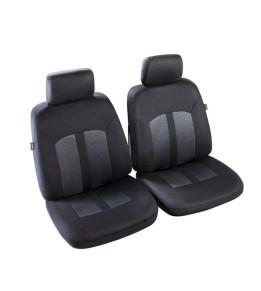 Housses sièges avant Kampot Noir / Gris