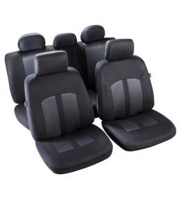 Housses sièges Kampot Noir / Gris