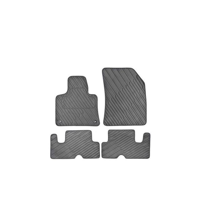 Tapis sur mesure PVC pour Peugeot 307