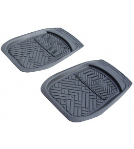 tapis voiture curves 2 avants