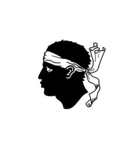 Tapis moquette logo CORSE