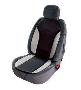 Couvre-siège Pegasus noir/gris