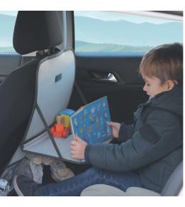 Organiseur de siège enfant avec tablette intégrée