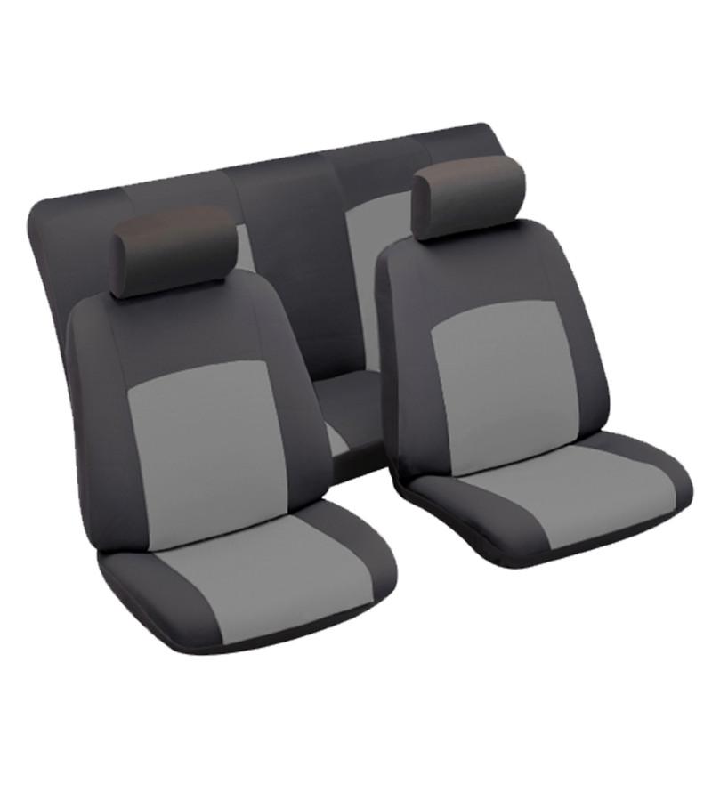 Housses de sièges auto Châtel - Gris