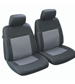 Housses de sièges auto Nassau - Noir / Gris