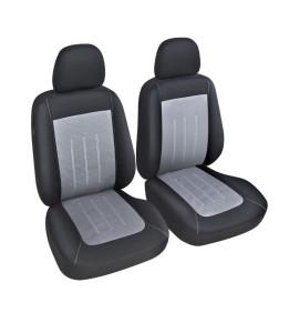 Housses de sièges auto Liberia - Noir / Gris