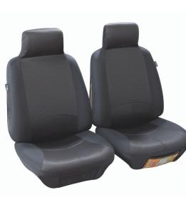 Housses de sièges auto Managua Noir - Spécial Micro-Citadine et voitures sans permis