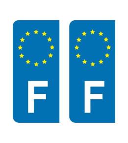 Autocollants France et...