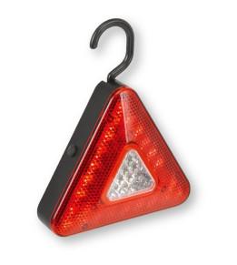 Triangle led lumineux