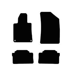 Tapis auto 508 / 508 SW - Noir