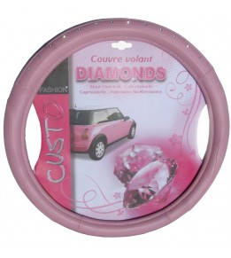 Couvre-Volant PINK DIAMOND
